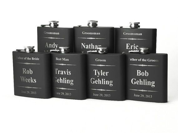 personal groomsman gifts