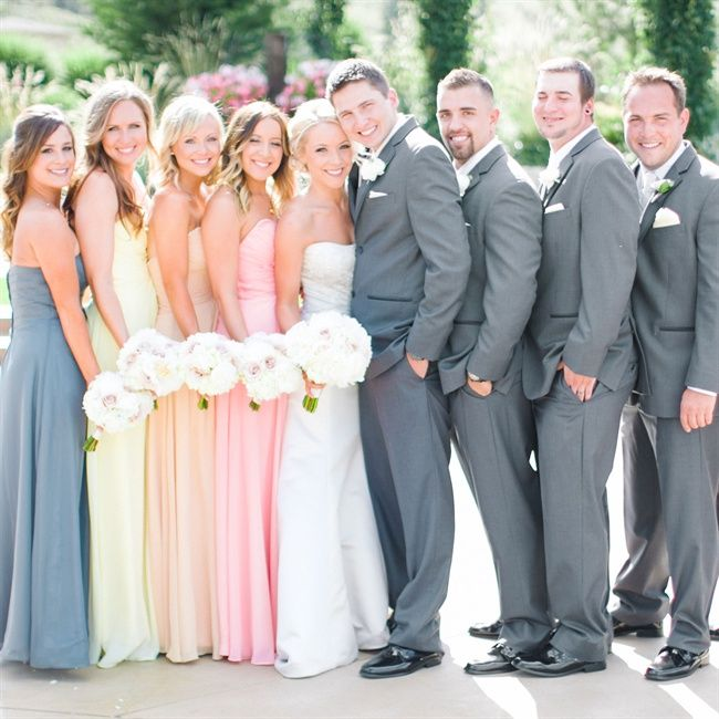 Deciding On The Bridal Party