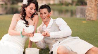 butterfly release wedding
