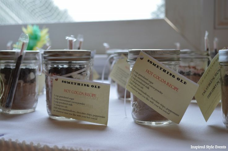 bridal shower fun favor ideas