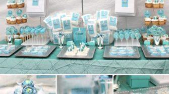 bridal shower theme
