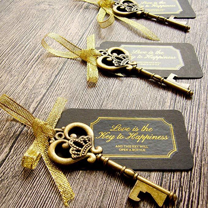 skeleton key bottle openers