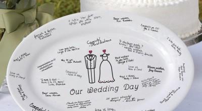 wedding signature-platter