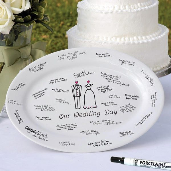 wedding signature-platter