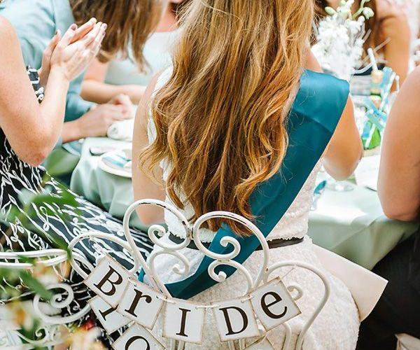 bridal shower etiquette