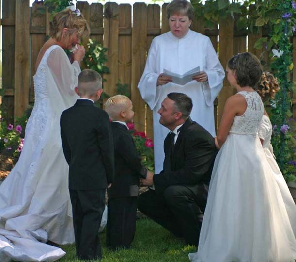Small Family Wedding Ideas: Encore Wedding Etiquette