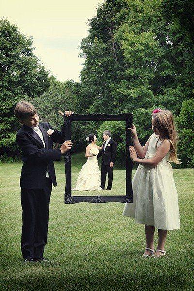 second wedding involving children