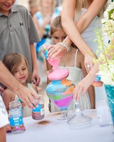 children involved in weddings