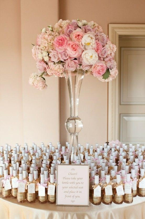 wedding favors and centerpieces