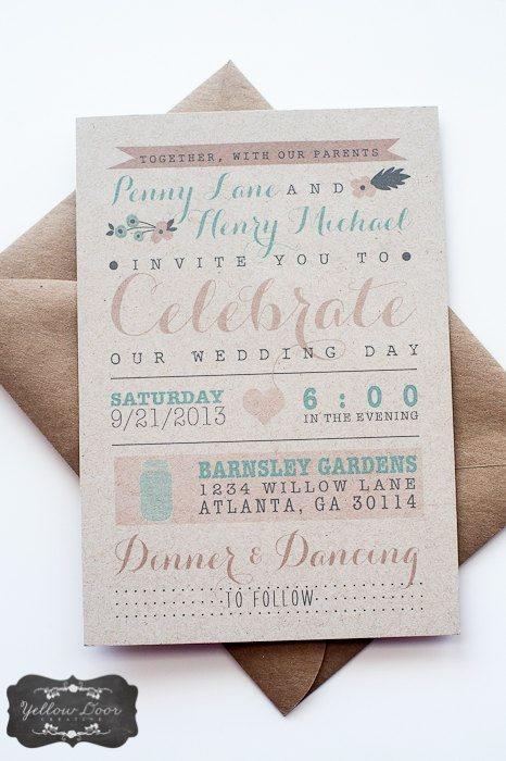wording wedding invitations