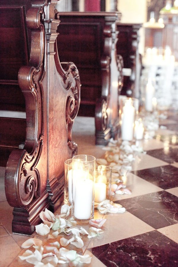 How to decorate a church for your wedding church decorations for wedding source httppinterestpin247486941993432461 junglespirit Image collections