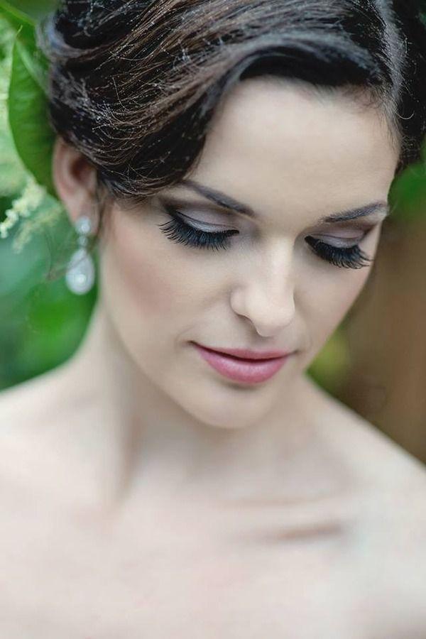 friend as makeup artist for wedding