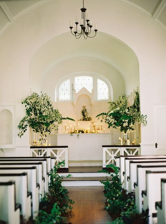 How To Decorate A Church For Your Wedding