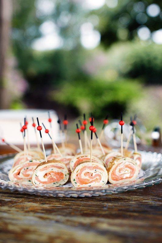 wedding finger food ideas