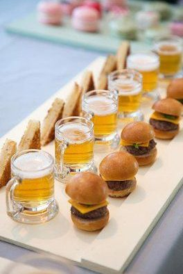 wedding finger foods