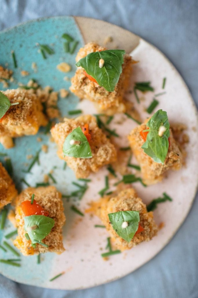 Mini Pimento Mac & Cheese from