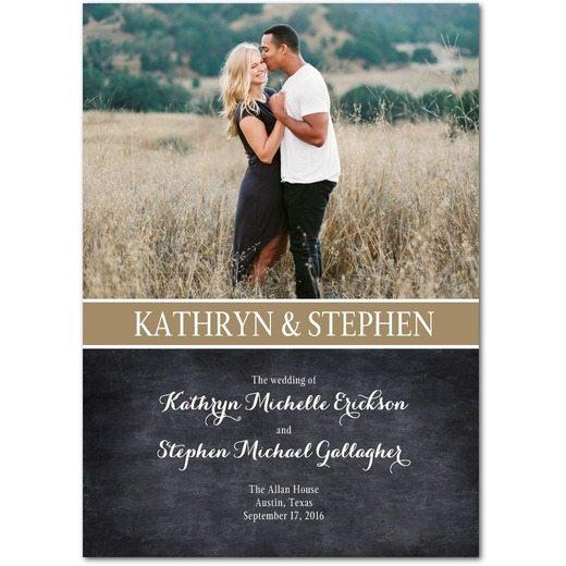 Calendar Wedding Program