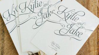 free wedding program ideas