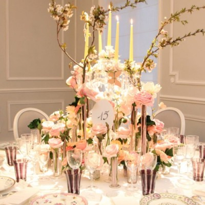 ideas for wedding centerpieces