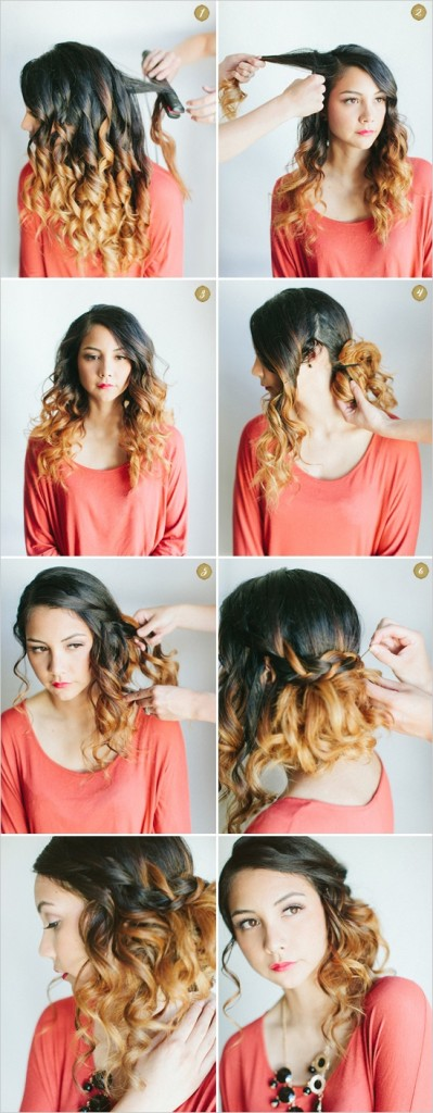 diy wedding hair styles