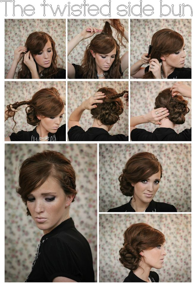5 gorgeous diy wedding hairstyles we love topweddingsites easy diy wedding hair solutioingenieria Image collections