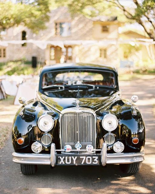wedding car hire ideas