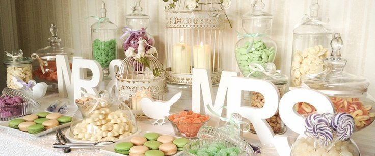 candy station ideas