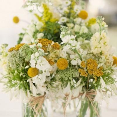 diy wedding flower arrangements