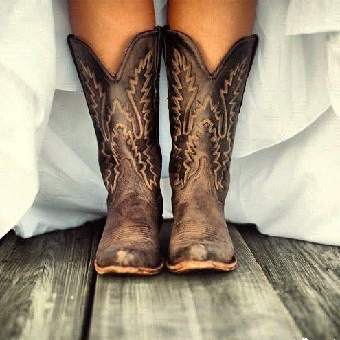 cowboy wedding ideas