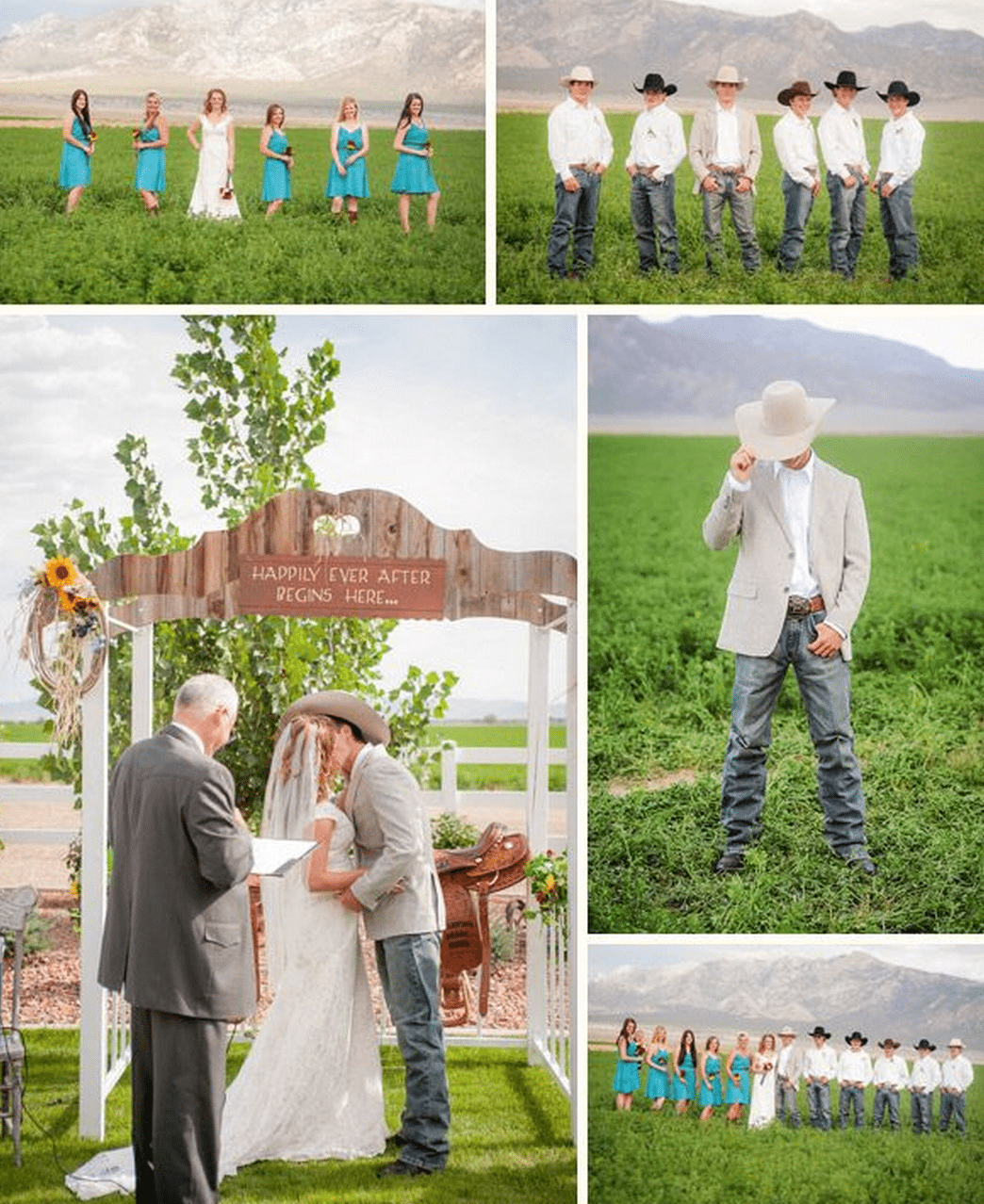 Saddle Up With Our Favorite Cowboy Western Wedding Ideas