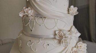 top wedding cake
