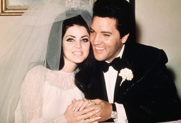 Elvis Presley wedding