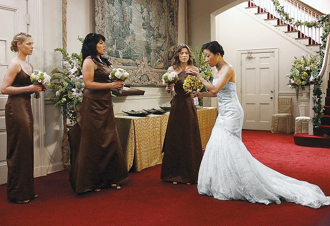 greys anatomy wedding