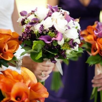 wedding Calla lilie