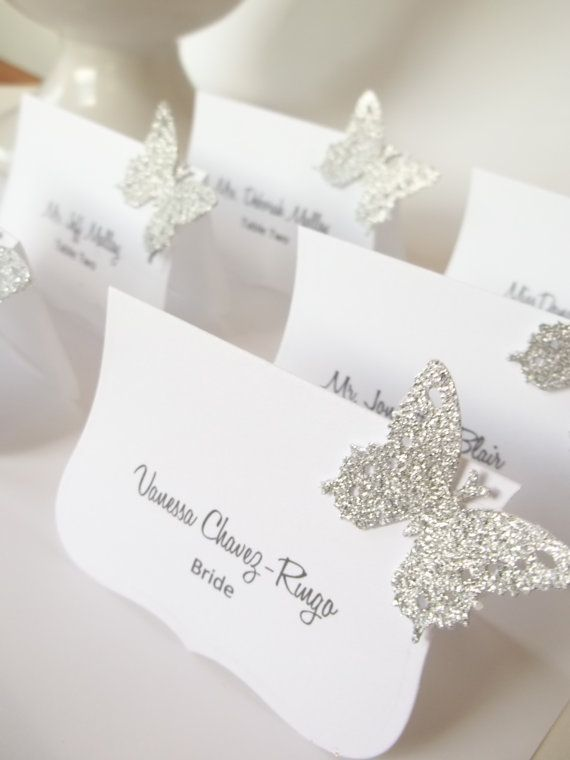 Want a butterfly wedding here are some ideas butterfly for Butterfly wedding