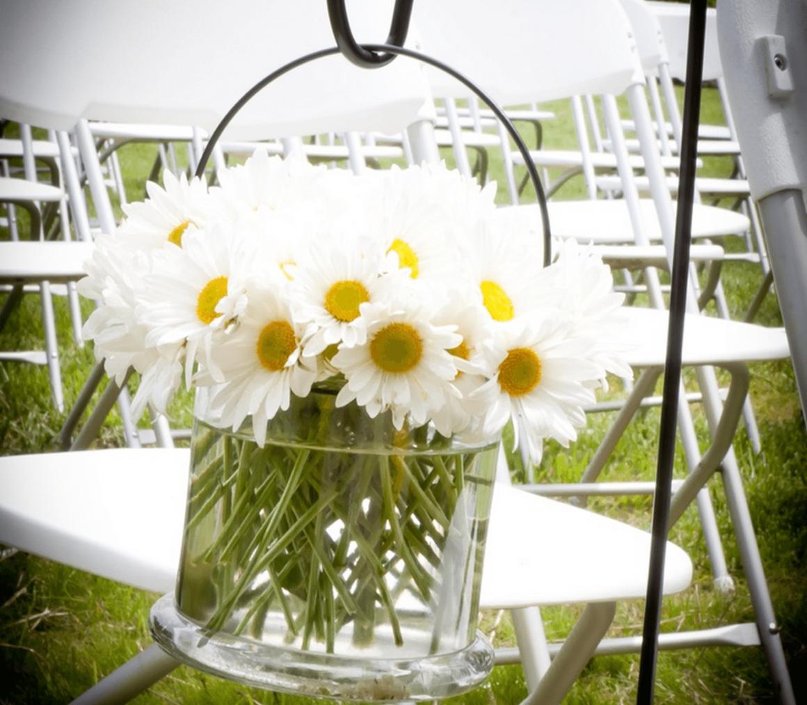 A Daisy Wedding Theme