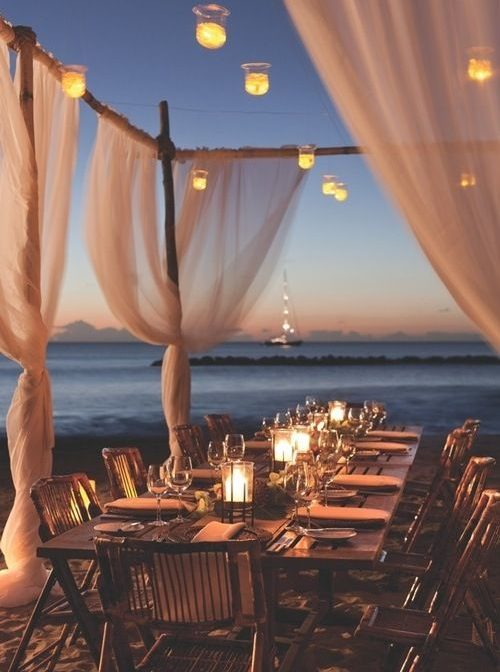 beach theme wedding