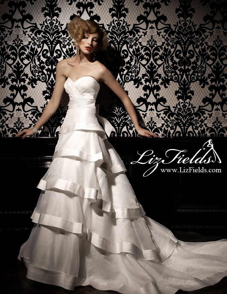 Liz Fields Wedding Dresses, Bridesmaids Dresses, Special Occasion Dresses, Destination Bridal Gowns