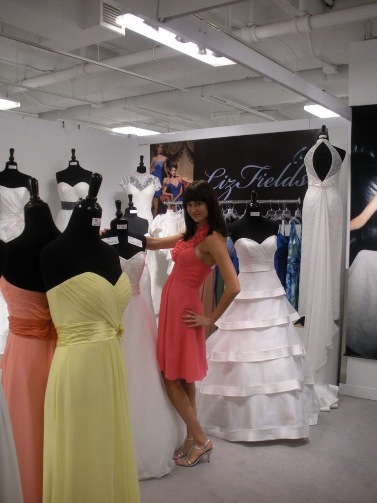 NYC Bridal Gown Designer