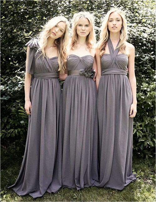 how to pick bridesmaid dresses