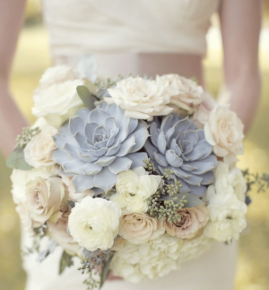 The Key To Winter Wedding Flowers