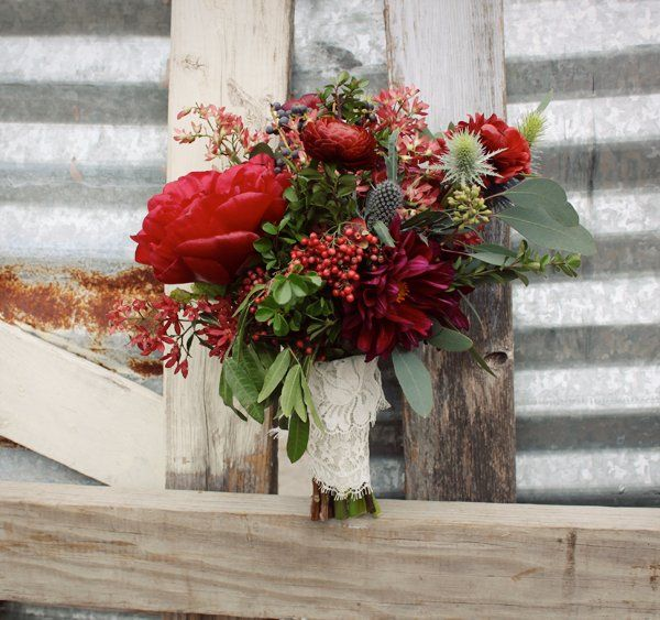 Best Flowers For Winter Wedding: The Key To Winter Wedding Flowers