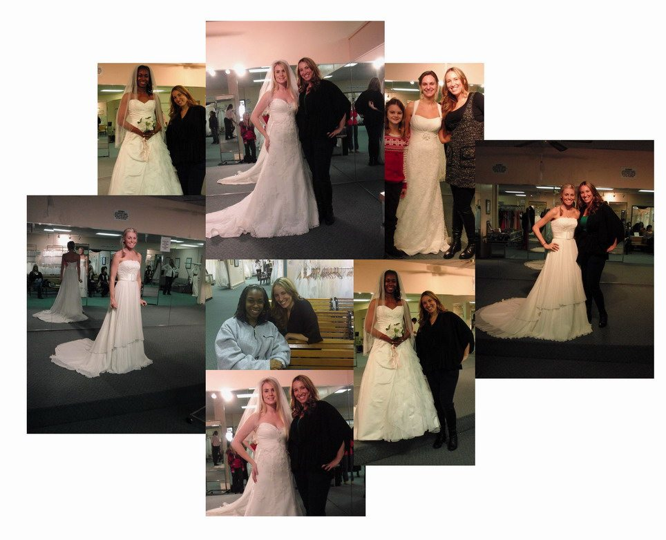 Liz Fields Bridal and Bridesmaids Trunk Shows