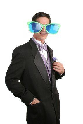 inappropriately dressed dj