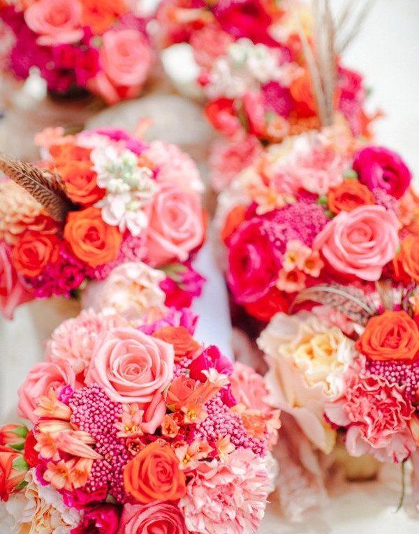 ways to save money on wedding flowers