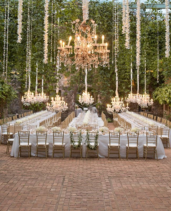 Venue Decorations: Stumped For Wedding Venue Ideas? Step 1: Here's How To