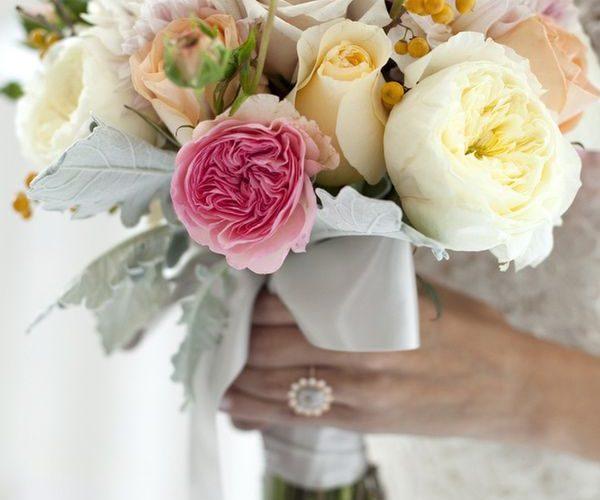 spring flowers for weddings