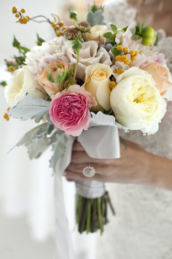spring flowers for weddings