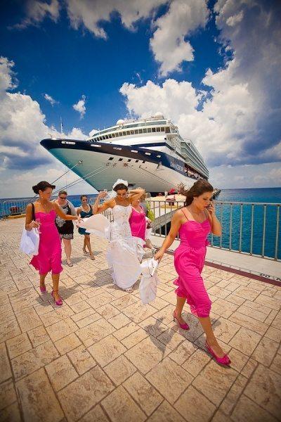 cruise wedding