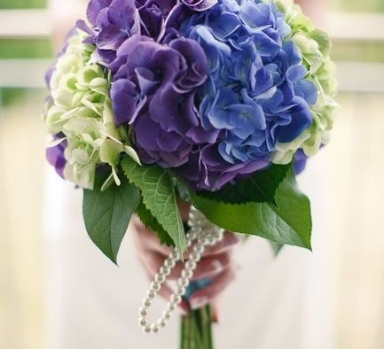 outdoor wedding flower